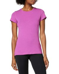 CARE OF by PUMA Short Sleeve Active T-shirt - Pink