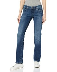 Pepe Jeans Piccadilly Bootcut Jeans - Blue