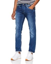 Pepe Jeans Track Jeans - Blue