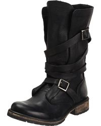 Steve Madden Banddit Boot Black