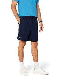 Lacoste Sport Pantaloncini Uomo - Blu
