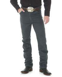 Wrangler Jeans da uomo stile cowboy - Multicolore