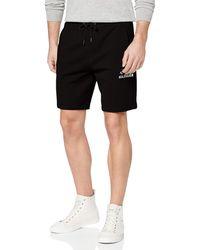 Tommy Hilfiger Basic Embroidered Sweatshort Pull De Sport - Bleu