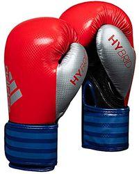 adidas Base Punch Short de Boxe - Rouge