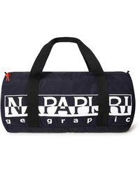 Napapijri Hack Duffle Travel Bag 60 Cm - Blue