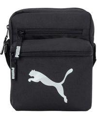 PUMA 's Evercat Sidewall 2.0 Crossbody Bag - Black