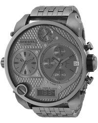 DIESEL Uhr DZ4363 - Mettallic