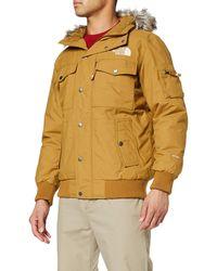 The North Face Gotham Jacket British Khaki - Multicolour