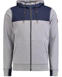 O'neill Sportswear - Kapuzenjacke Block Hyperdry Zip Hoodie - Lyst