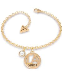Guess UBB79057-L Bijoux - Métallisé