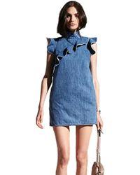 Mcguire - Sorbonne Mini Dress In Josephine - Lyst