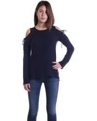 Feel The Piece - By Terre Jacobs Louisville Top In Navy - Lyst