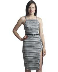 Sheri Bodell | Ethic Buckle Dress | Lyst