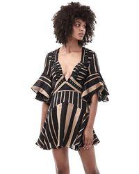 Acler Archer Dress - Black