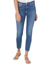 Citizens of Humanity - Rocket Crop Mid Rise Skinny Jeans - Lyst