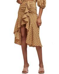 Finders Keepers Rosie Skirt - Brown