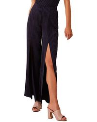 Finders Keepers Flamenco Pant - Blue