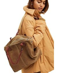 Free People We The Free () Carson Convertible Backpack - Brown