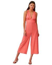 Finders Keepers Sally Pantsuit - Pink