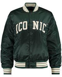 America Today Varsity Jacket - Groen
