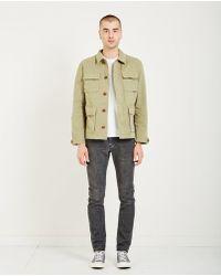 Closed - Field Jacket - Vintage Green - Lyst