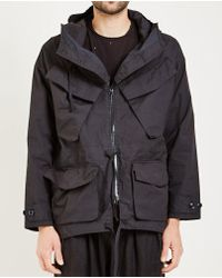 Monitaly - Expedition Half Coat - Lyst