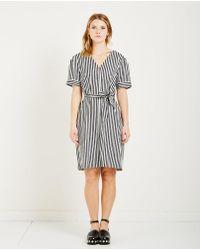 Just Female   Bodil Stripe Dress   Lyst