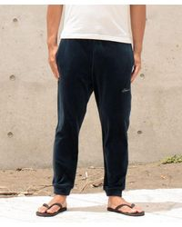 Kahiko Pile Men's Pants - Blue