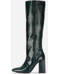 AMI Heeled Boots - Green
