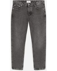 AMI - Carrot Fit Jeans - Lyst