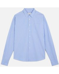 AMI Oversize Shirt - Blue