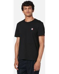 AMI Embroidered T-shirt - Black