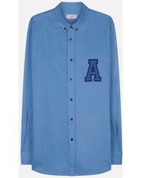 AMI | A Patch Shirt | Lyst