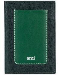 AMI - Passport Holder - Lyst
