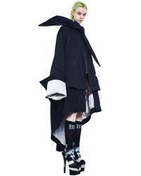 BARBARA BOLOGNA Long Coat - Black