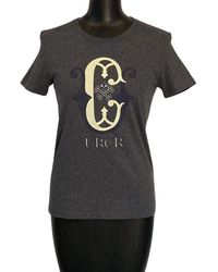 Undercover Graphic Top - Gray