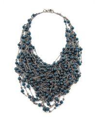 Jean-Francois Mimilla | Glass Bead Necklace | Lyst