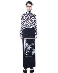 BARBARA BOLOGNA Long Sleeve Top - White