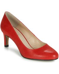 André Chaussures - Rouge