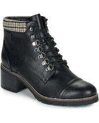 André Boots - Noir