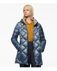 Andrew Marc - Claremont Synthetic Down Diamond Quilt Puffer - Lyst
