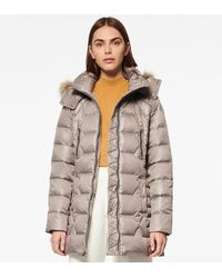 Andrew Marc - Pomona Quilted Down Parka - Lyst