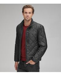 Andrew Marc - Humboldt Quilted Jacket - Lyst