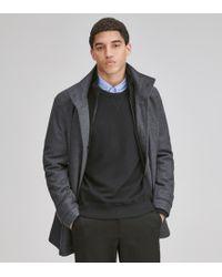 Andrew Marc - Strafford Wool Car Coat - Lyst