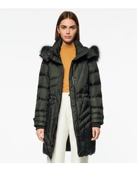 Andrew Marc - Cresskill Quilted Puffer Jacket - Lyst