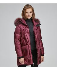 Andrew Marc - Mckenna Down Quilted Jacket - Lyst