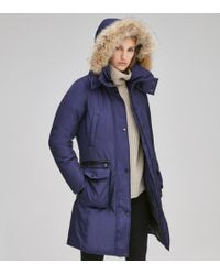 Andrew Marc - Jamie Down Filled Parka - Lyst