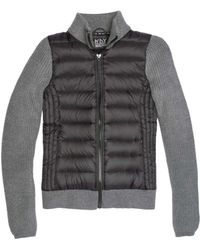 Andrew Marc - Packable Knit Jacket - Lyst