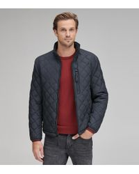 Andrew Marc - Fillmore Quilted Jacket - Lyst