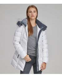 Andrew Marc - Chelsea Down Parka - Lyst